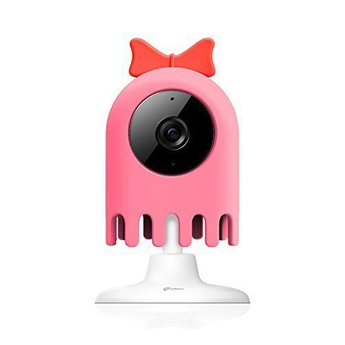 Misafes Pink Wireless IP Camera