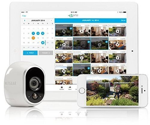 Netgear Arlo Smart Home Wireless Security Camera