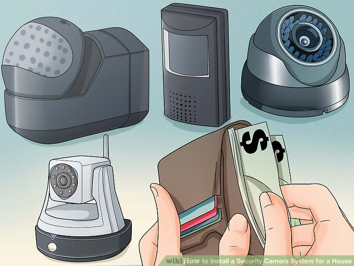 How to install a security camera system best buy cctv and security installing a security camera does differ depending on the form and specification of your unit usually most producers add a detailed instruction manual that solutioingenieria Choice Image