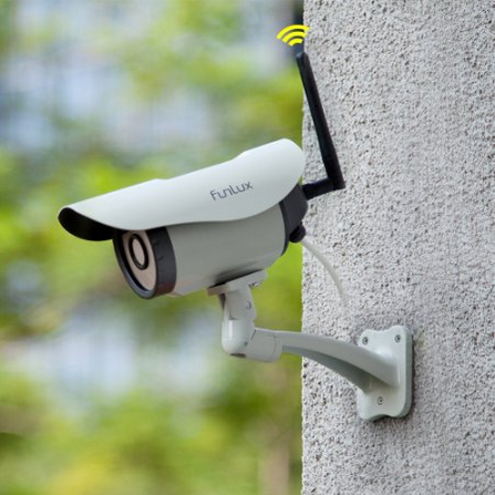 Funlux Outdoor Wifi Camera Review