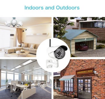 indoors and outdoor camera funlux